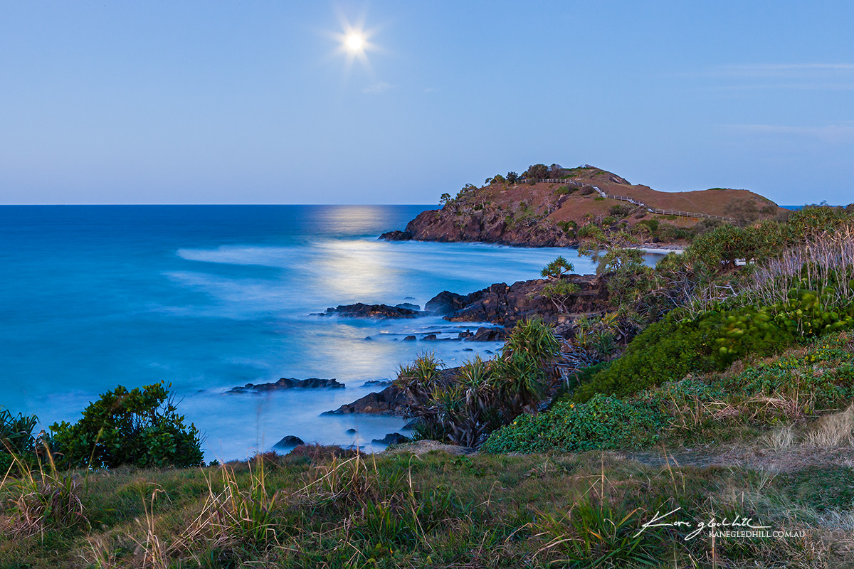 Cabarita Beach - Hastings Point Headland