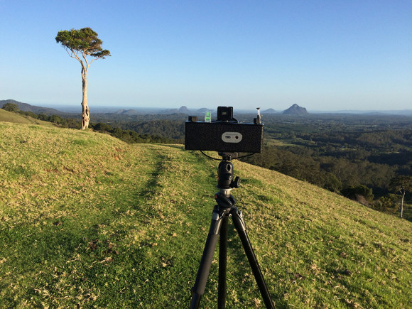 The Fotoman @ Maleny Tree, Maleny Queensland
