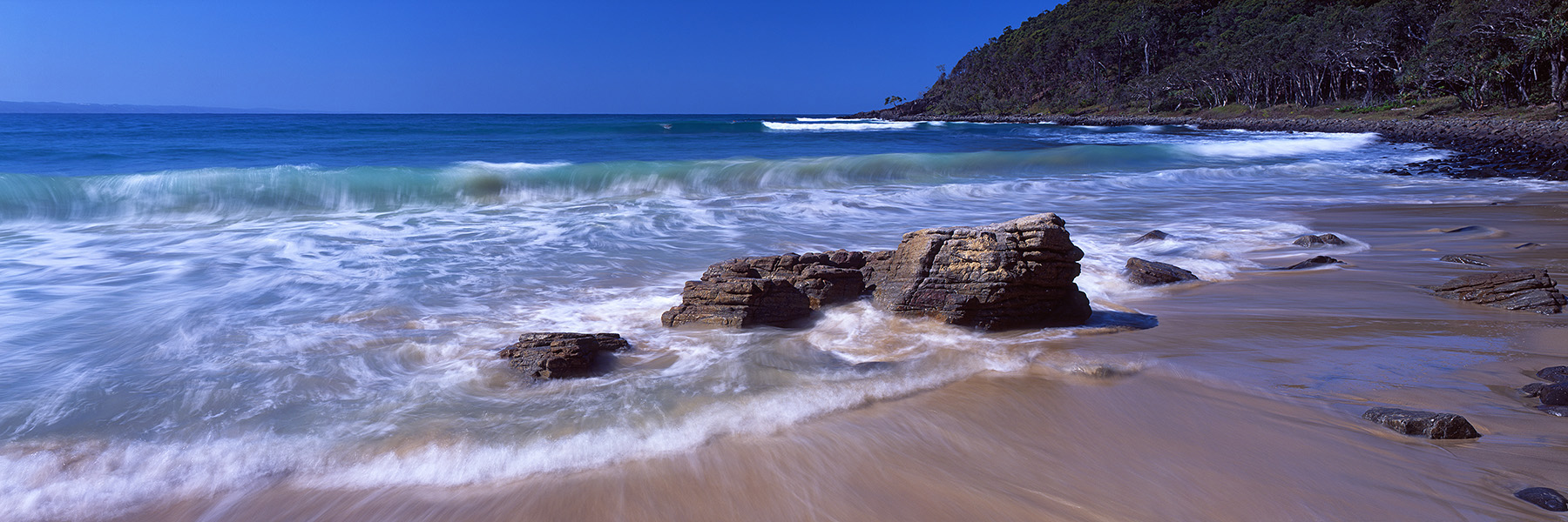Noosa Rocks - Noosa National Park